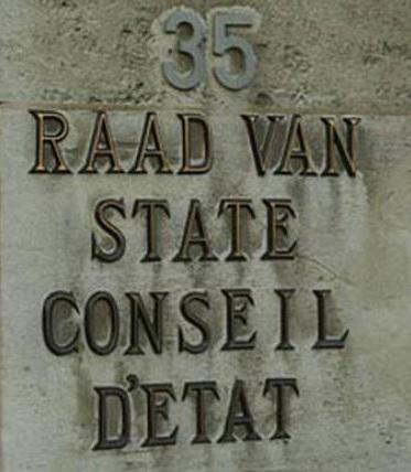 Dossier aspirant-hoofdinspecteur bij de Raad van State